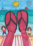 Tatamagouche's Beach Feet
