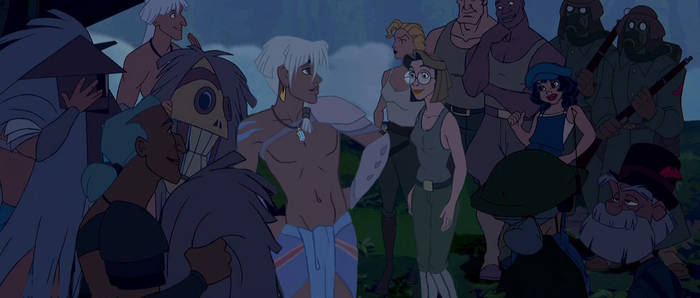 Atlantis - genderbend