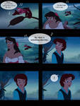 Little Mermaid genderbend - Kiss the boy - Page 1