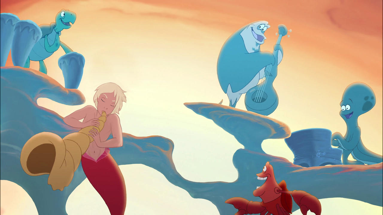 Little Mermaid Arista | www.imgkid.com - The Image Kid Has It!
