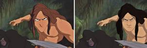 Request - Korean Tarzan