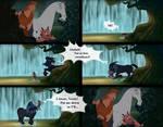 Request -Hercules genderbend-Centaur scene-Page 1