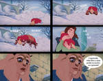 Handsome and the Beast - The library - Pag 207