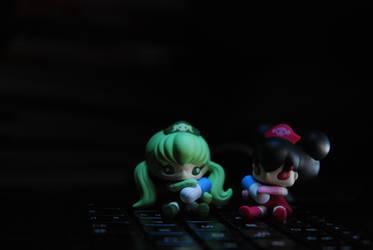 vinyl toys by junko mizuno