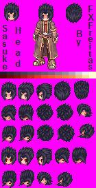 Sasuke Head Remake