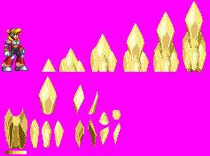 Crystal Wall 32-Bits