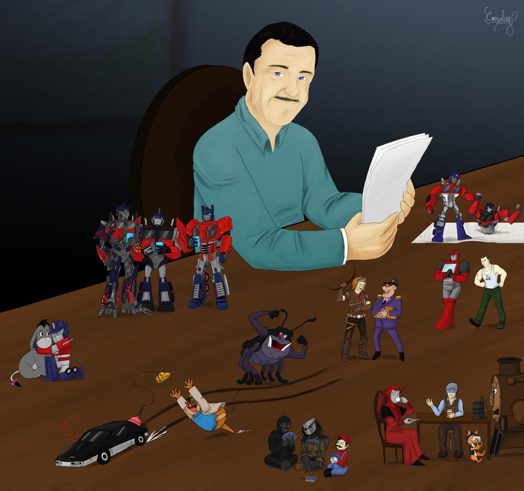 peter cullen interview