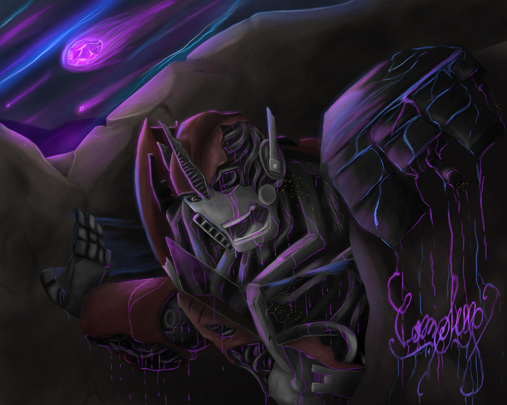 Nemesis Zombie Prime II by Comsing8