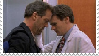 House M.D. - House and Wilson Stamp by TheWhovianHalfling
