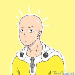 Caped Baldy
