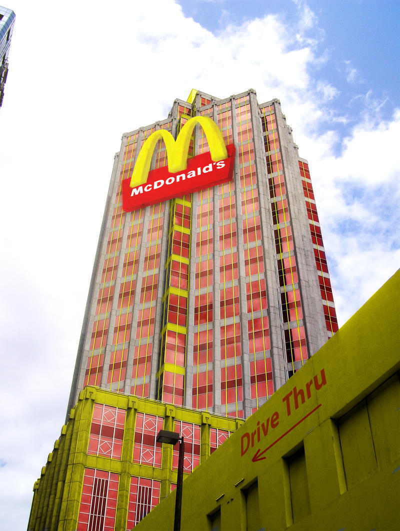mcdonald's corporation About mcdonald's corp mcdonald's famous golden arches are one of the most recognizable logos in the world, and gives many people a craving for a big mac, chicken mcnuggets or piping hot french fries.
