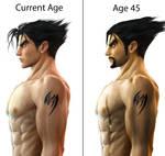 Jin Kazama Age Manipulation