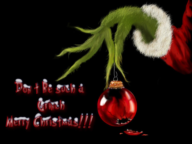 Grinch card by elusionary on deviantart grinch card by elusionary m4hsunfo