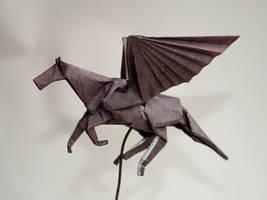 Pegasus - 2 by Dreams-Made-Flesh