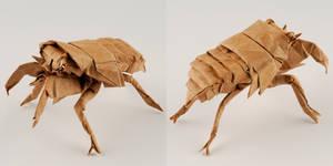 Ogami Cicada Nymph