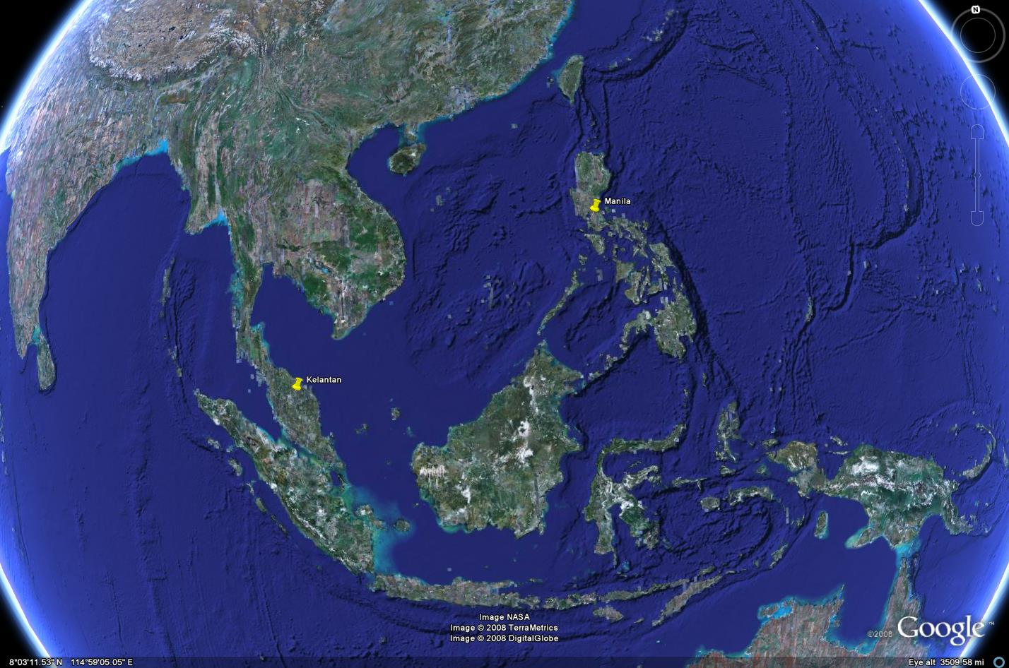 Google Southeast Asia by markopolio-stock