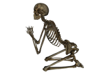 Skeleton - Praying