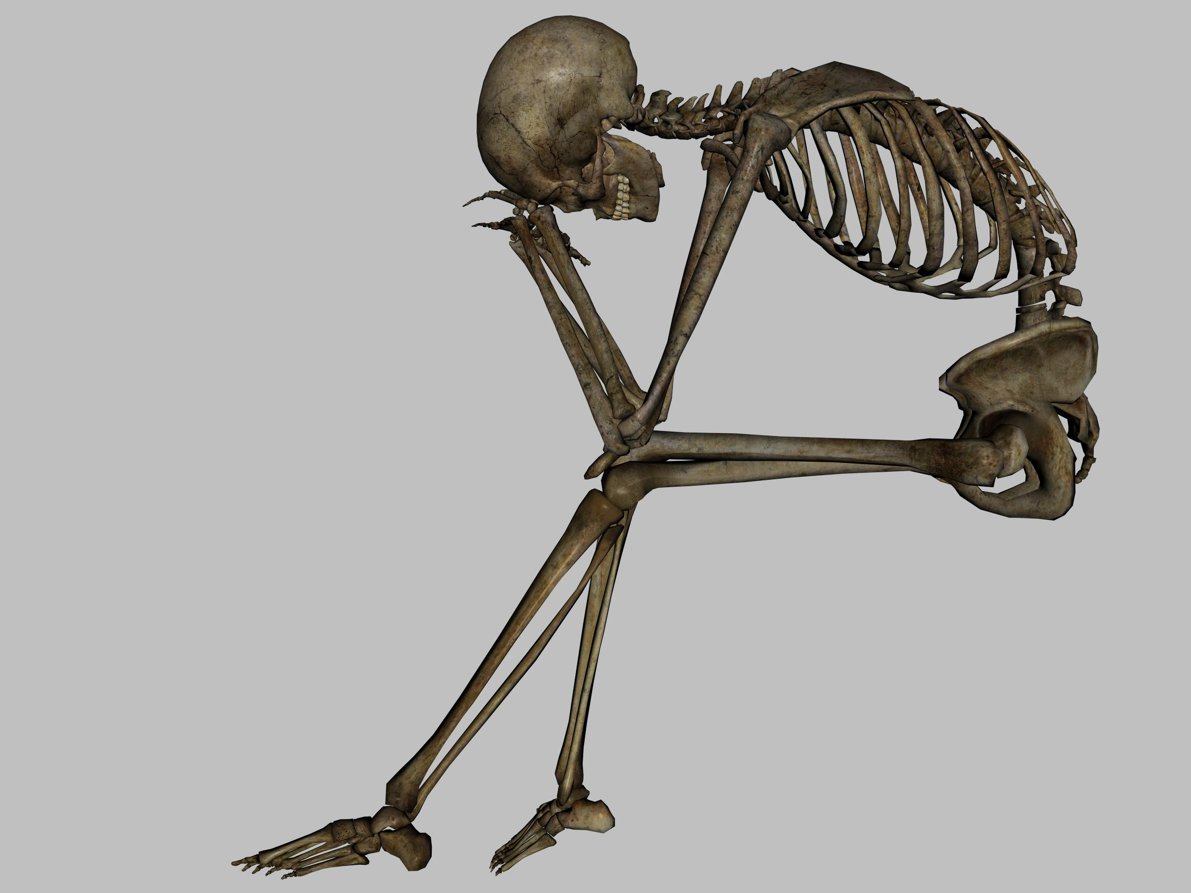 Skeleton - Shes Dead Too - JPG