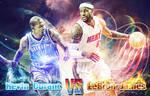 Kevin Durant vs LeBron James
