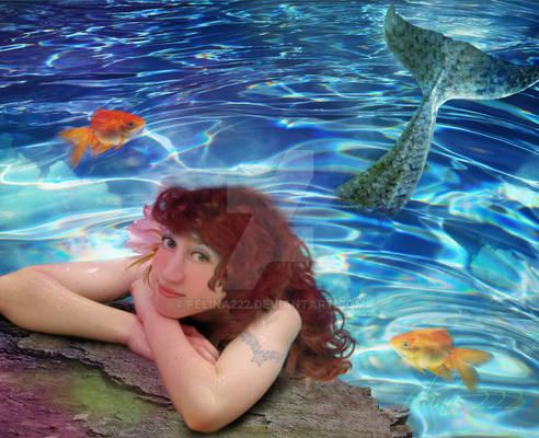 Come swim with me