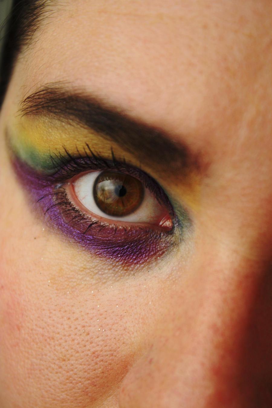 Mardi Gras Style Makeup Agcrewall