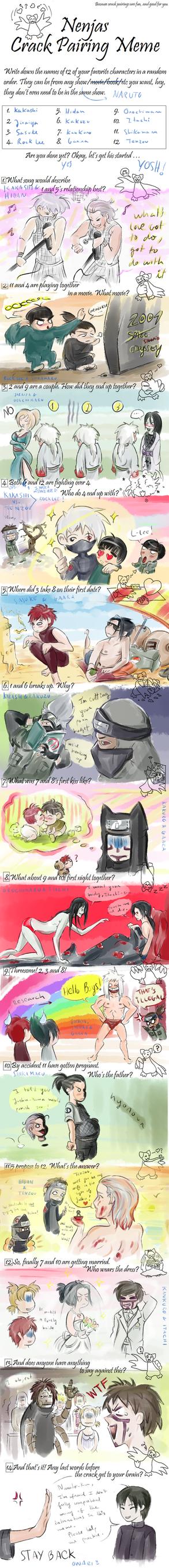 Naruto Crack Pairing Meme by ChchcherryBest
