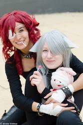 Cosplay: Natsuo and Youji