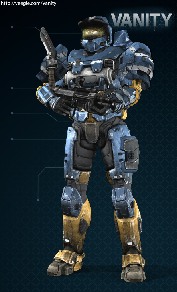 My Halo Reach Armour By Chipsofdoom On Deviantart