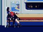 Pixel Dailies #Gothic - We Are The Night