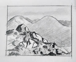 Diamond Hill Sketch