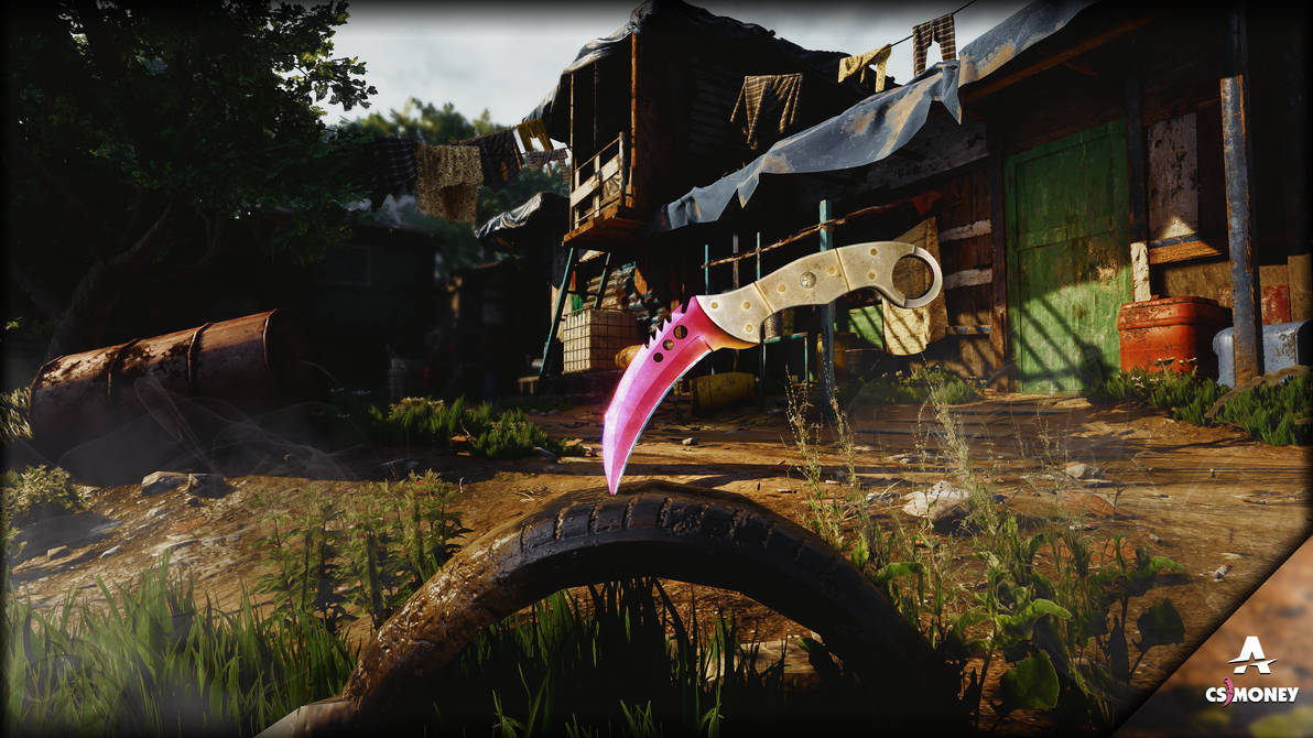 CSGO - Talon Knife   Fade by aNXiETY-Artwork on DeviantArt