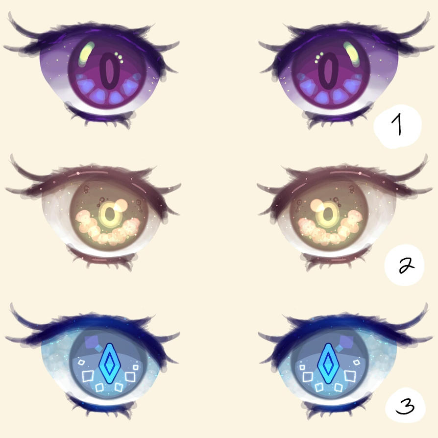 Eye Practice 41 by Lalam-art