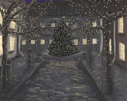 Walking up to Christmas