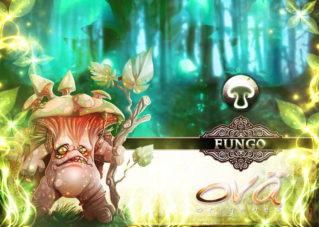 OVA origenes FUNGO by TheMonkey-DavidLanza