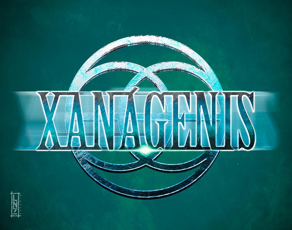 XANAGENIS RPG by TheMonkey-DavidLanza