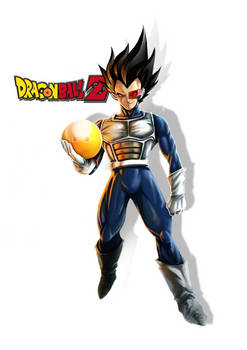 Sketch Vegeta armour 2 to Namek!