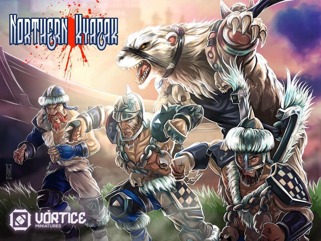 Kislev Fantasy Football by LANZAestudio