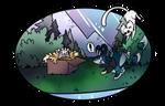 Bagbeans: magic familiar Yari