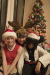 Team Seven wishes a Merry Xmas
