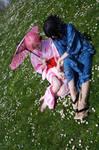 SasuSaku - Spring time