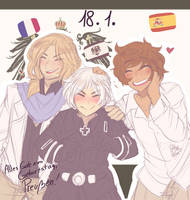 Happy Bday Prussia! by Drawing-Heart