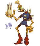 Neverhood OC: willy