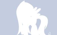 Wet Mane Pegasus Facebook Profile Picture by Wisami