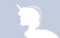 Cadance Facebook Profile Picture by Wisami
