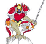 Dinobot BWF