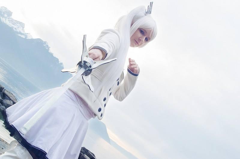 ~ The White Warrior by Dragomyra