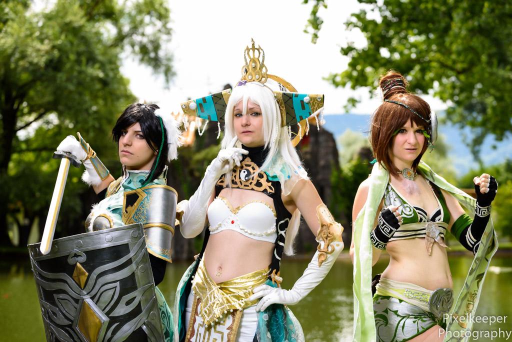 ~ Proud Warriors by Dragomyra