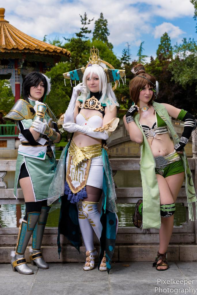 ~ Ladies Warriors by Dragomyra
