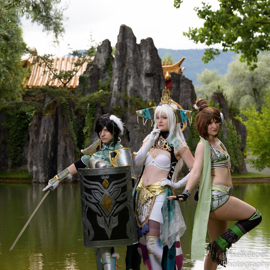 ~ Warriors Orochi by Dragomyra