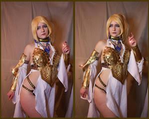 Athena the Goddess of War
